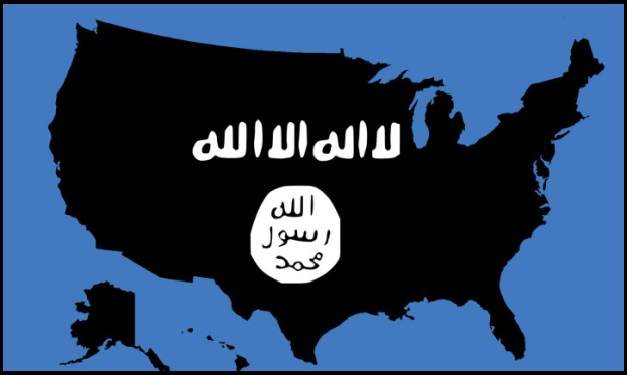 ISIS in All 50 States in US
