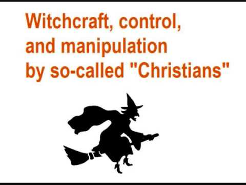 witchcraft in christianity